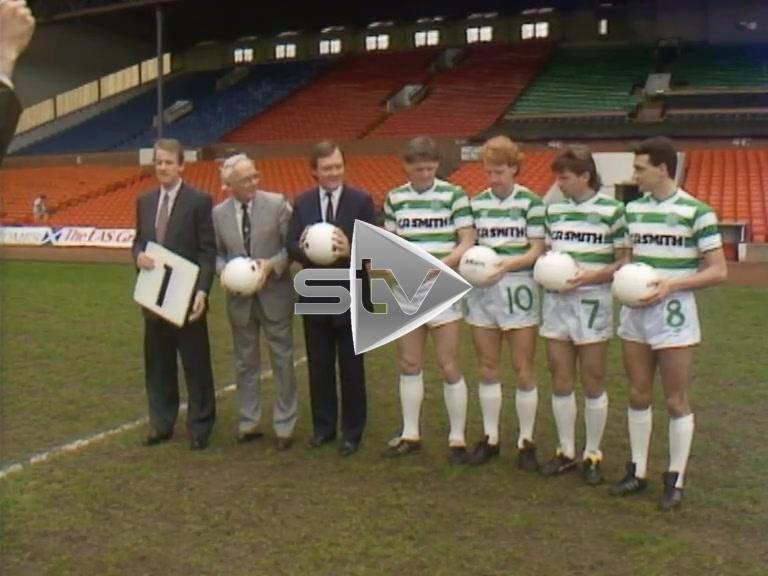 CR Smith Sponsor Celtic FC