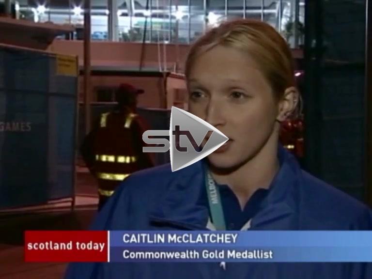 McClatchey Wins Gold