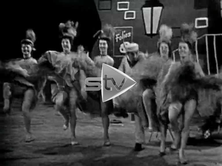 Can-Can Dancing (1958)