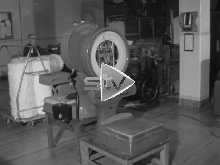 Coats Thread Mill in Paisley