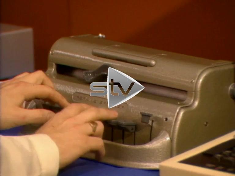 Braille Computer System