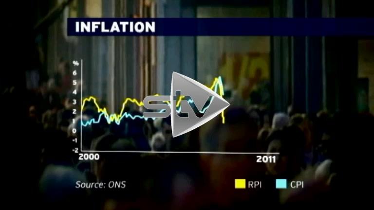 Rocketing Inflation Levels