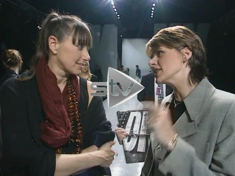 Donna Karan Interview