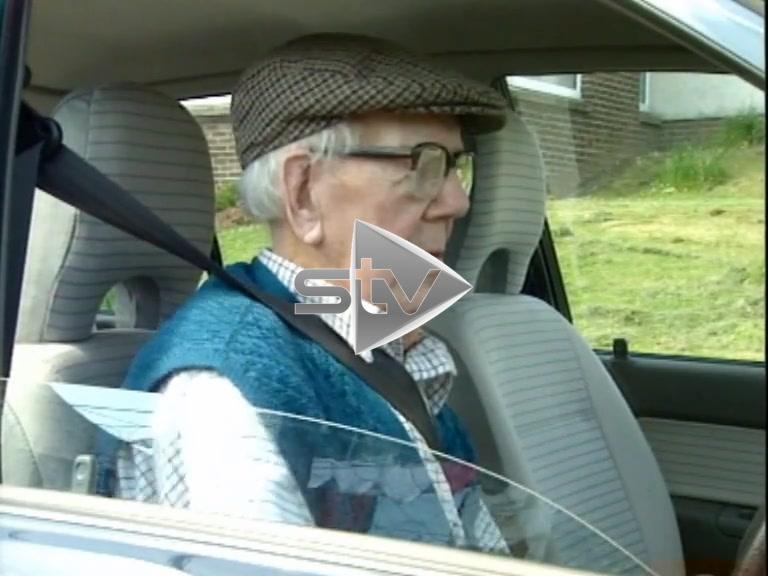 Scotland's Oldest Driver