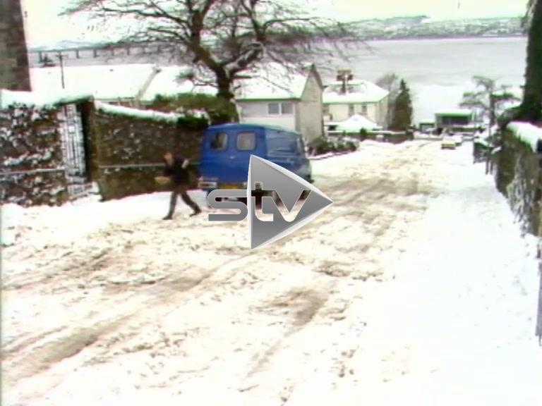 Dundee Snow Scenes