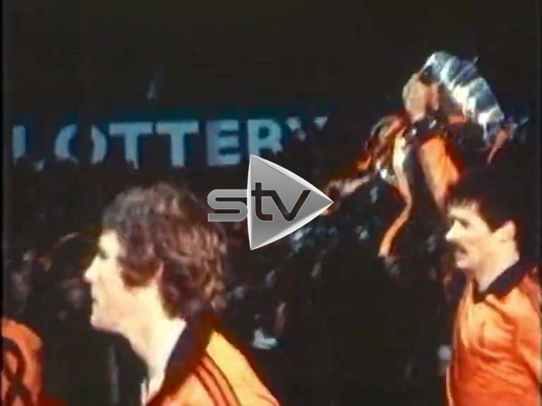 Dundee Win League 1979