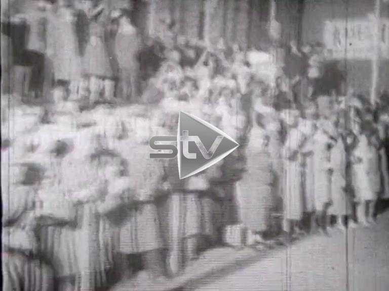 Dunfermline Athletic Parade