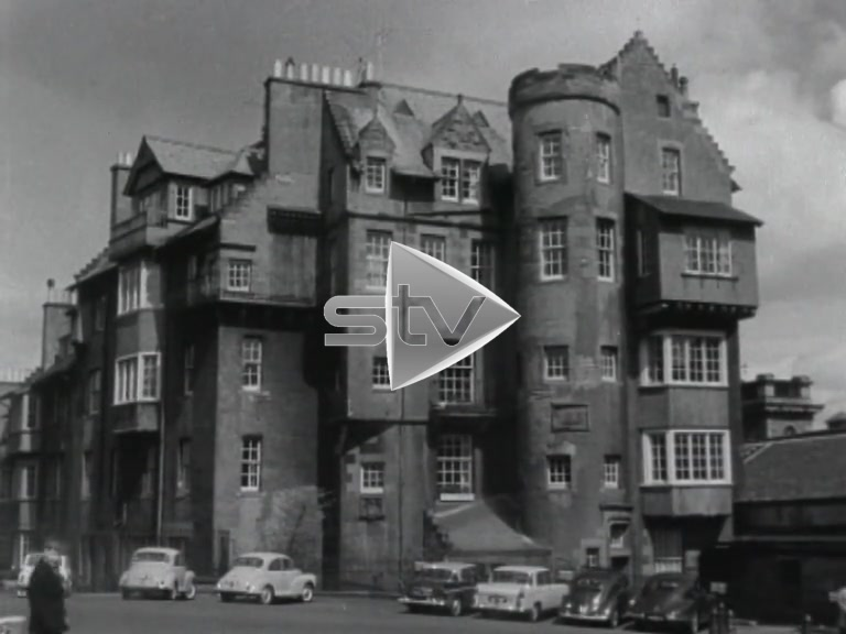 Edinburgh in the 1960s