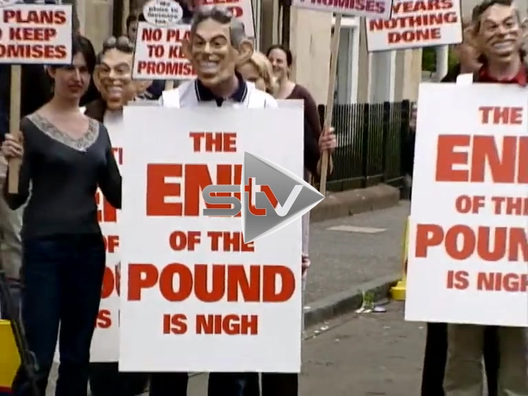 Death of the Pound Protest