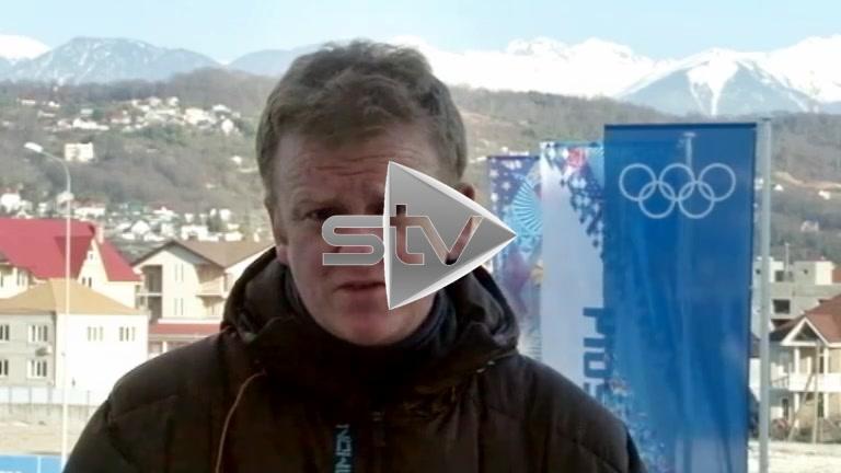 Muirhead in Sochi