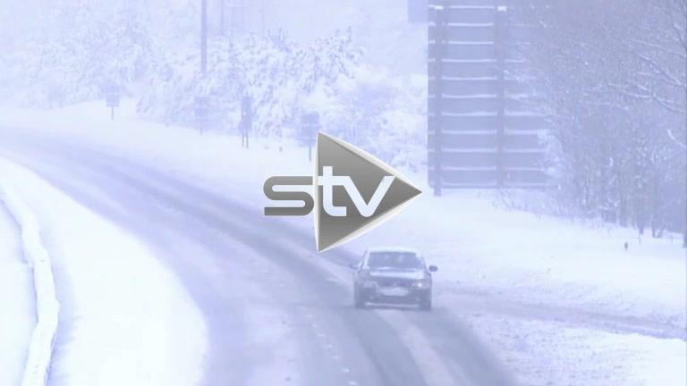 Snow Disrupting Roads