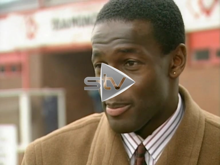 Fashanu Signs for Airdrieonians