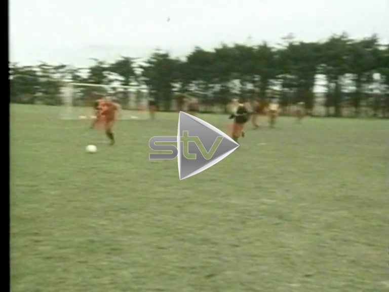 Alex Ferguson Aberdeen Training