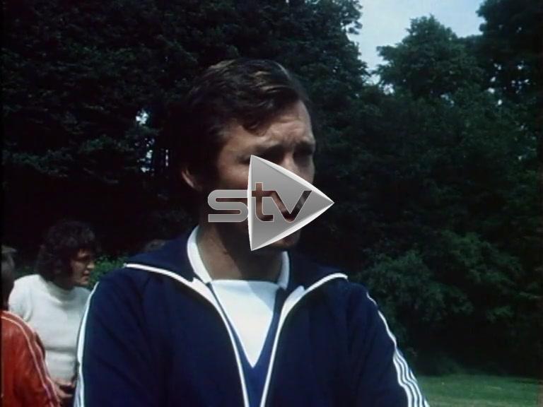 Aberdeen FC Training 1978