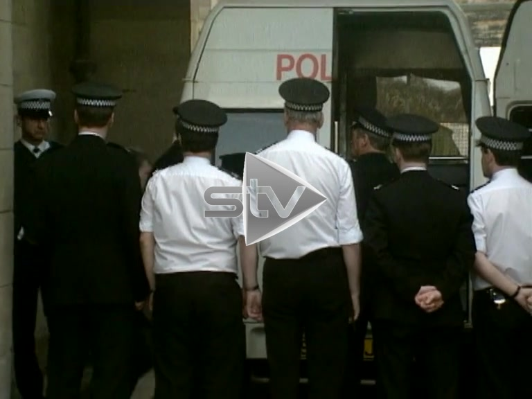 Paul Ferris Leaves Court