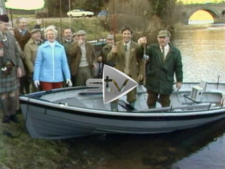 Opening of the Salmon Fishing Season