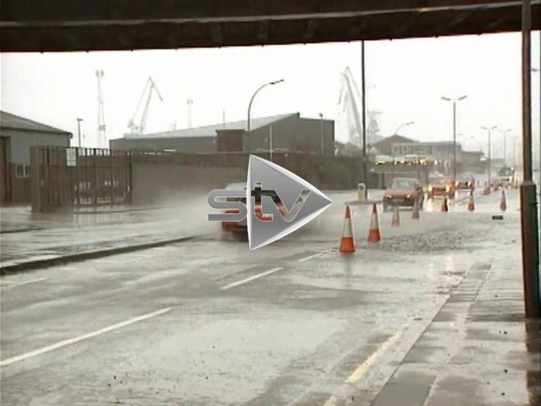 Flooding Across Scotland