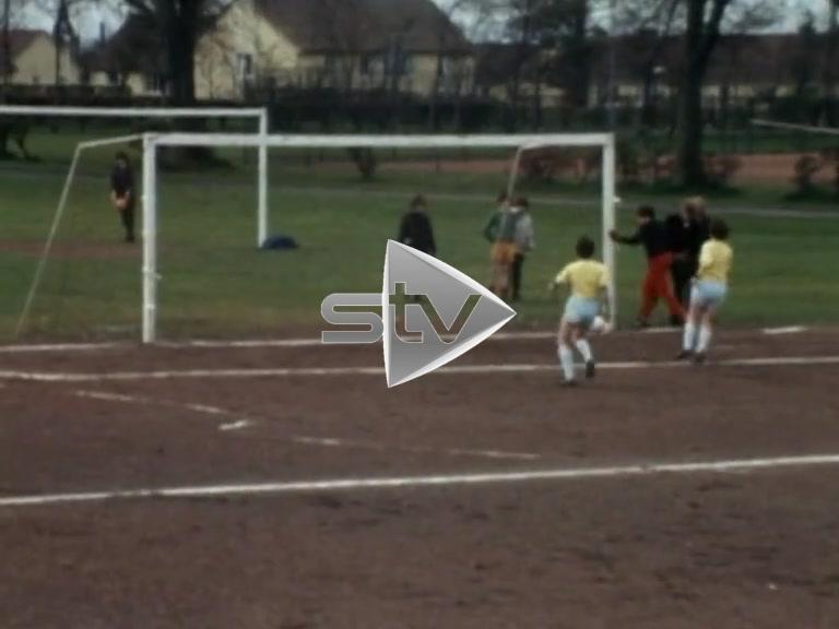 Lees Ladies Football Match
