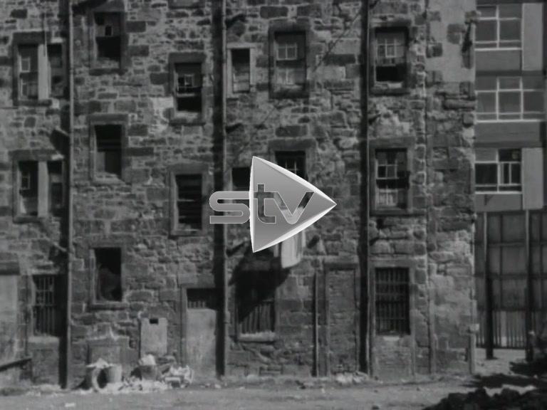 Glasgow in 60s