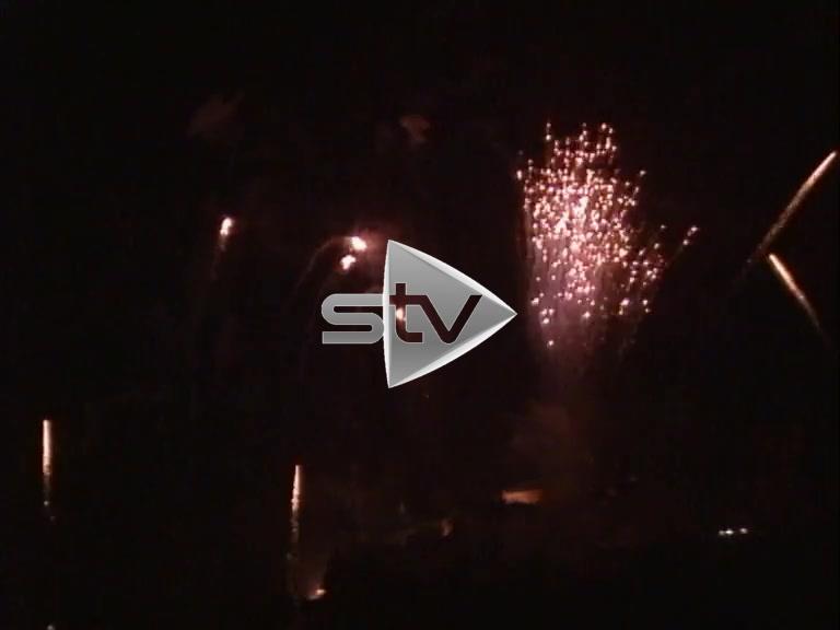 Glenlivet Festival Fireworks