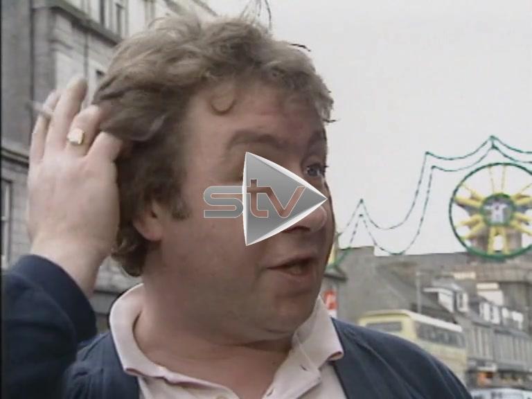 Gregor Fisher Interview 1990