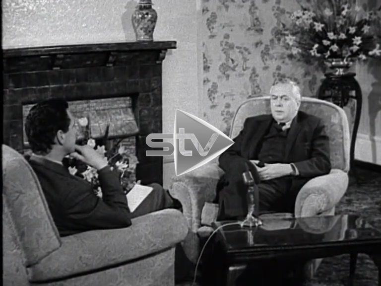 Harold Wilson Interview 1964