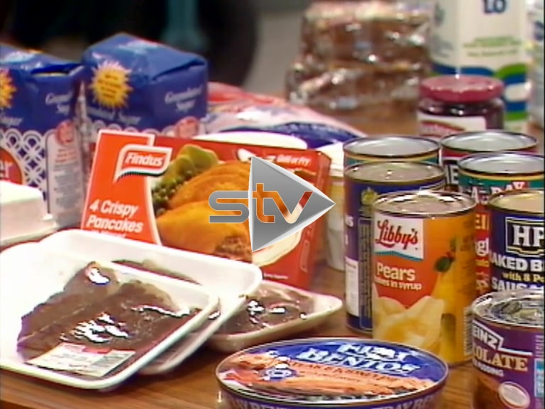 Discussion on Tinned Foods