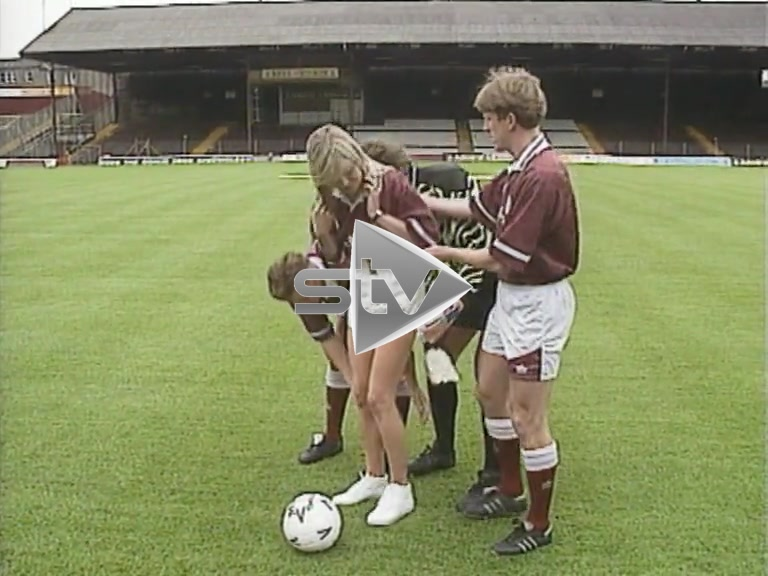 Strongbow Sponsors Hearts FC