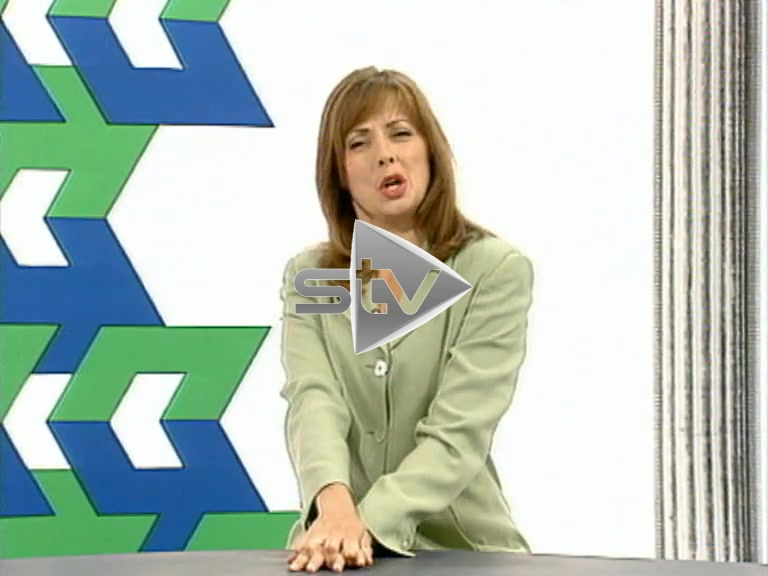 Carol Vorderman How 2 Outtake