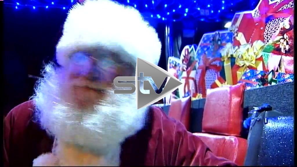 Interviewing Santa