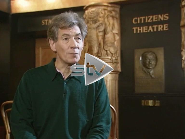 Ian McKellen Interview 1993