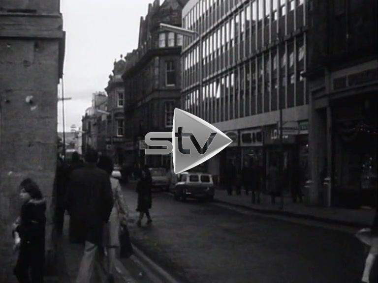 Inverness City Centre 1975