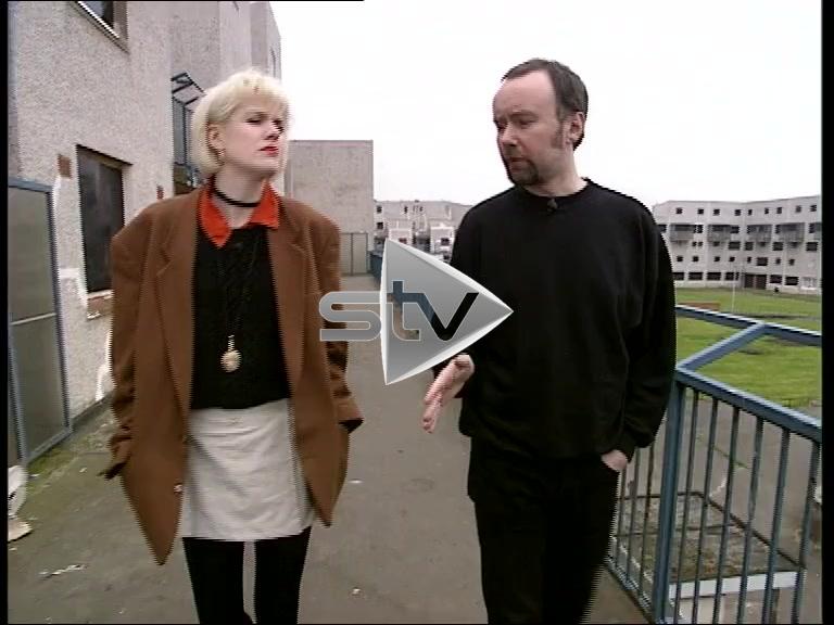 Irvine Welsh Interview