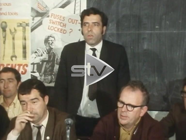 Jimmy Reid Interview 1971