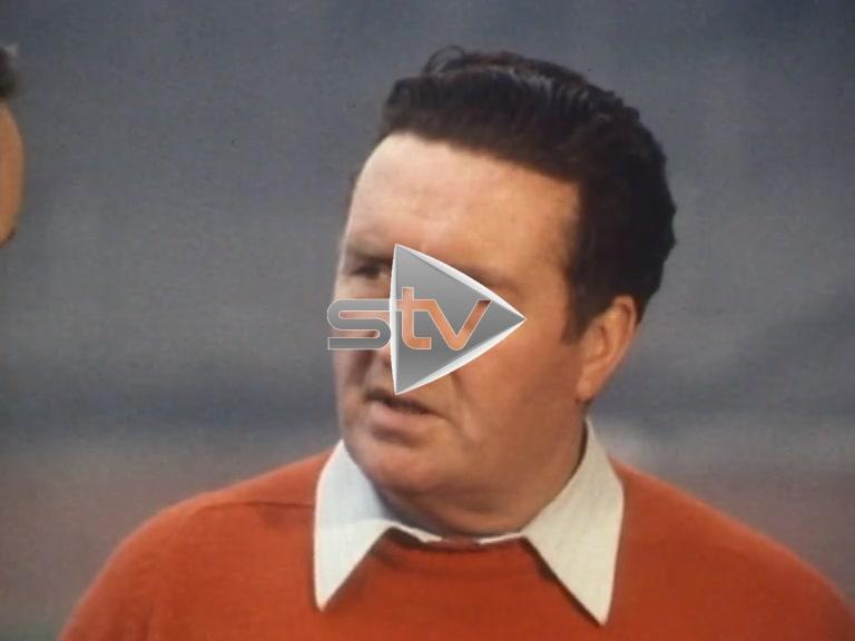 Jock Stein Interview 1972