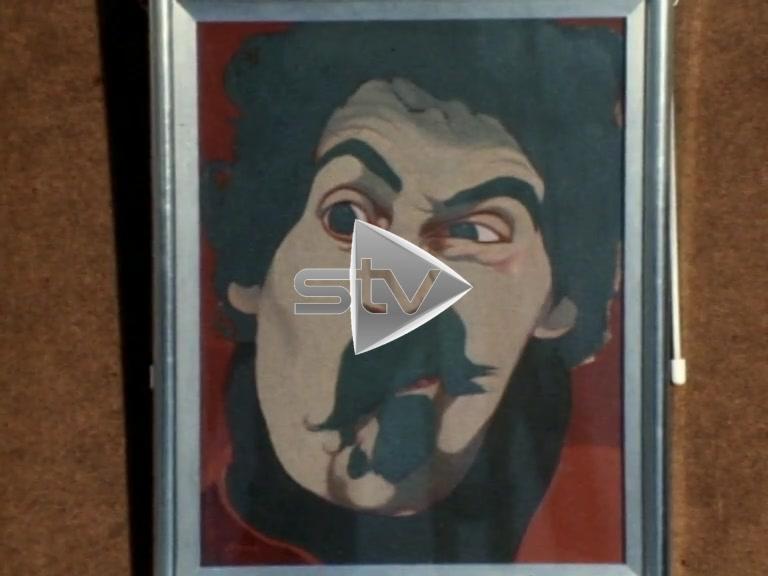 Byrne Exhibition 1975