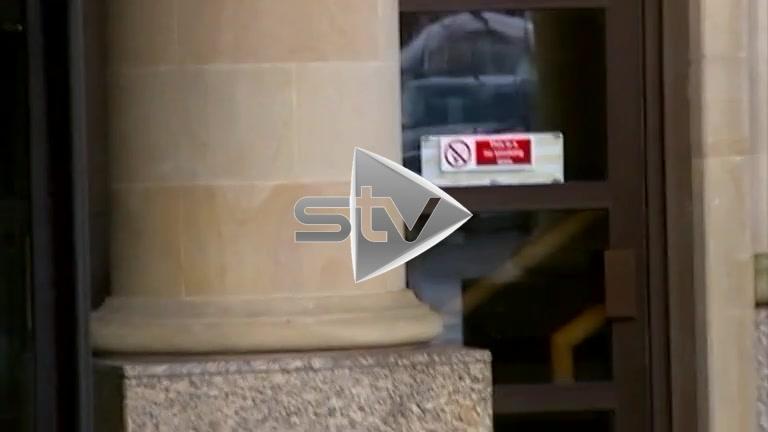 John Docherty Leaves Court
