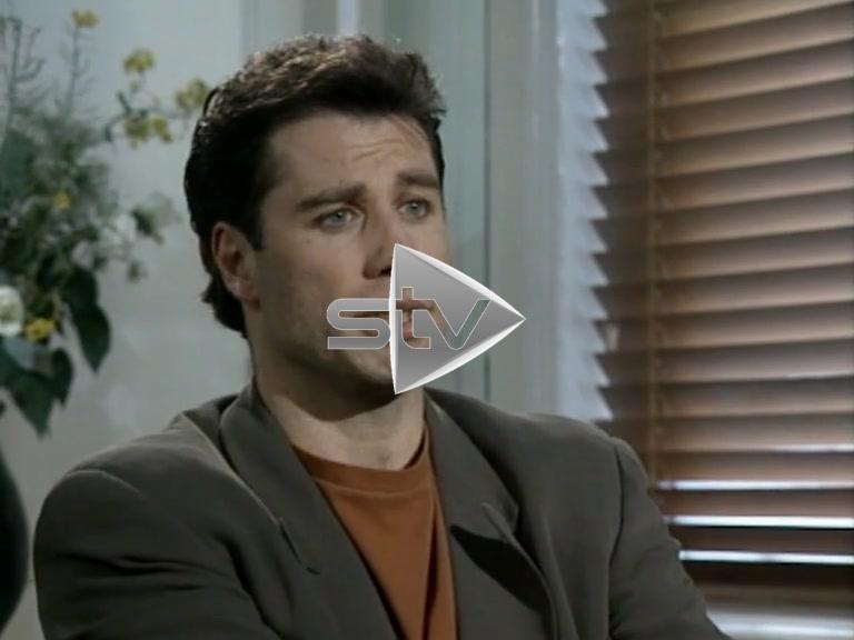 John Travolta Interview 1990