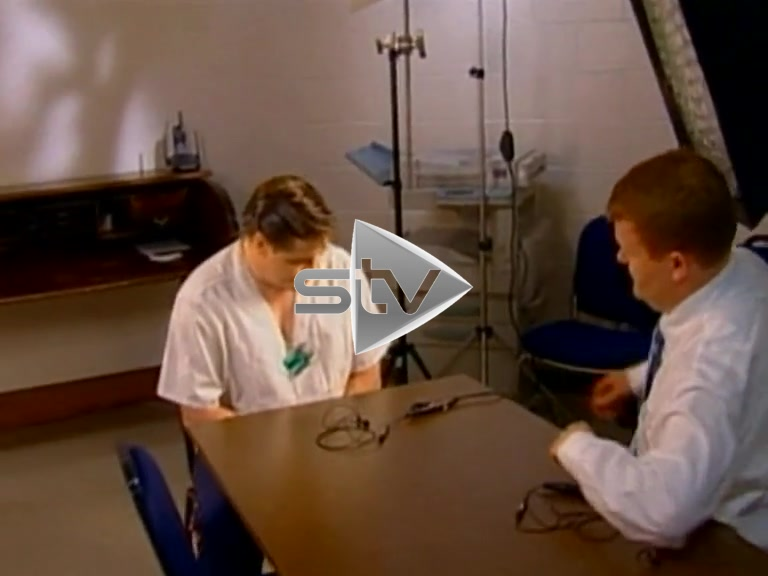 Kenny Richey Interview 2004