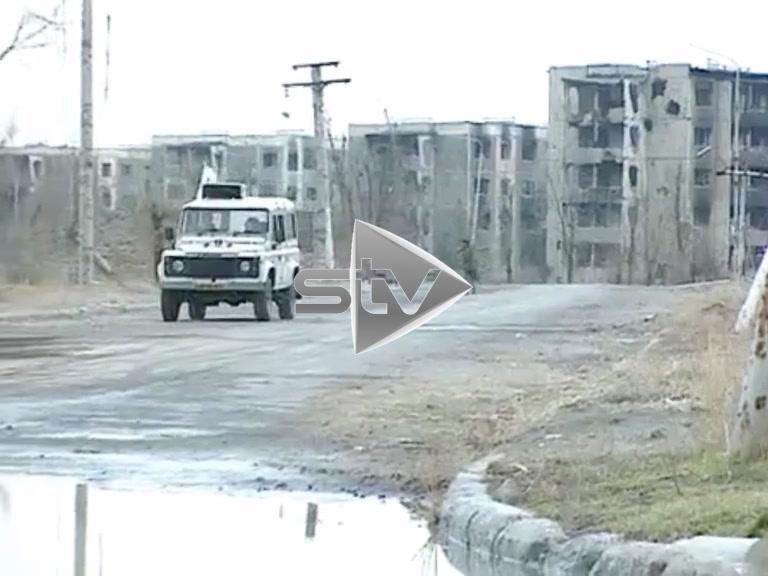 Kabul During War