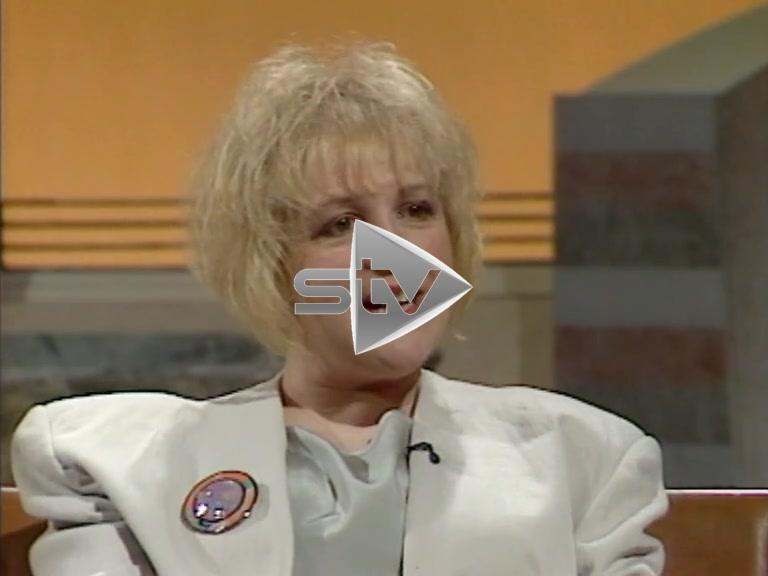 Liz Lochhead Interview 1990