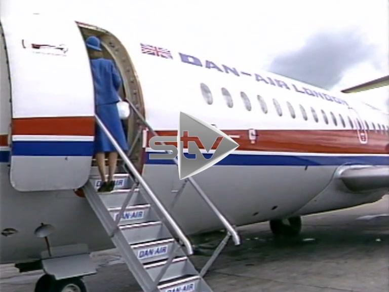 Dan Air Stewardesses