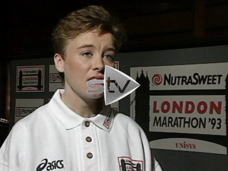 Liz McColgan London Marathon Deal