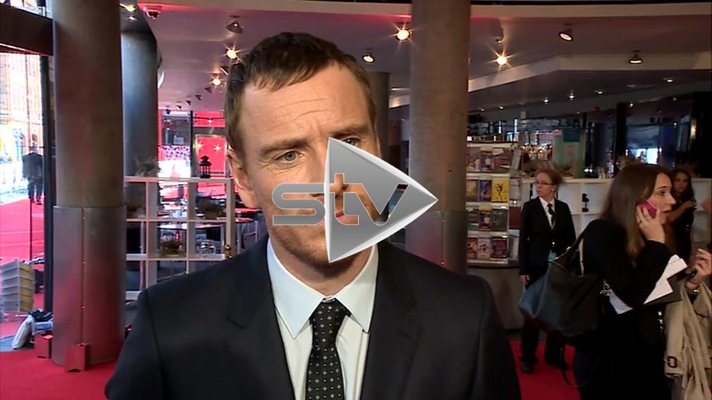 Michael Fassbender Interview