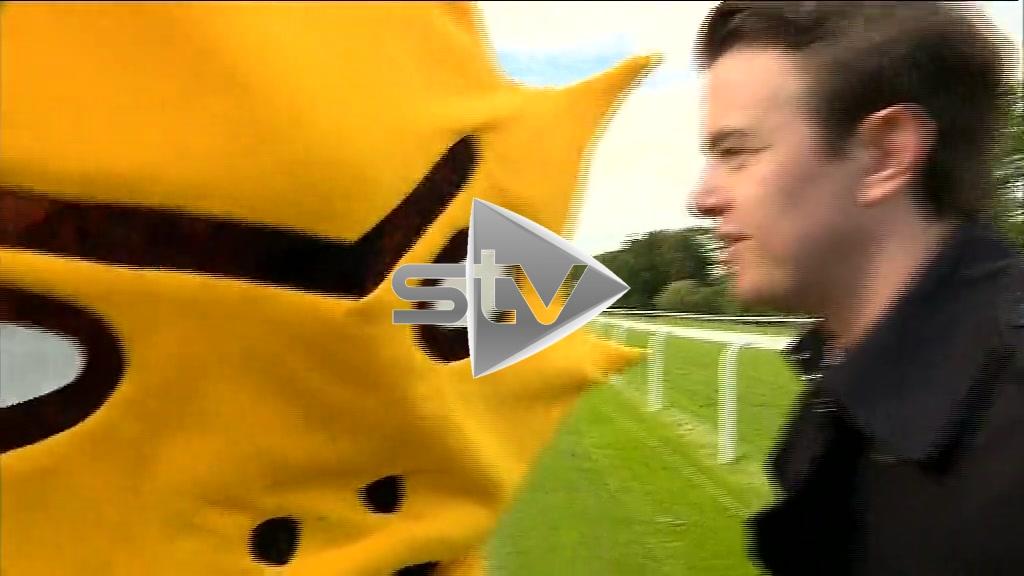 Football Mascot Race 2015