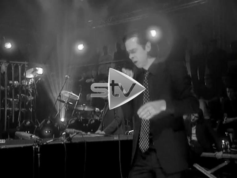 Nick Cave Performance