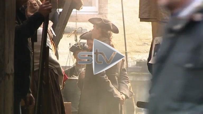 Outlander Filming
