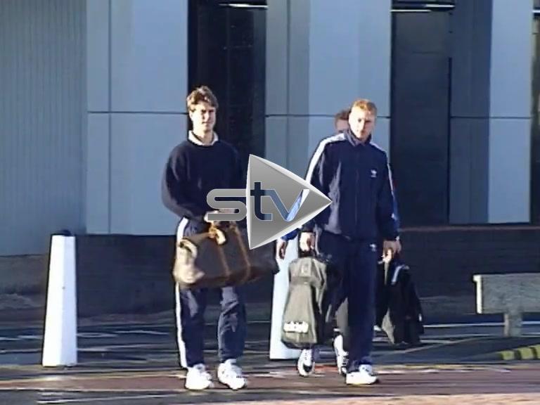 Rangers Heading to Amsterdam