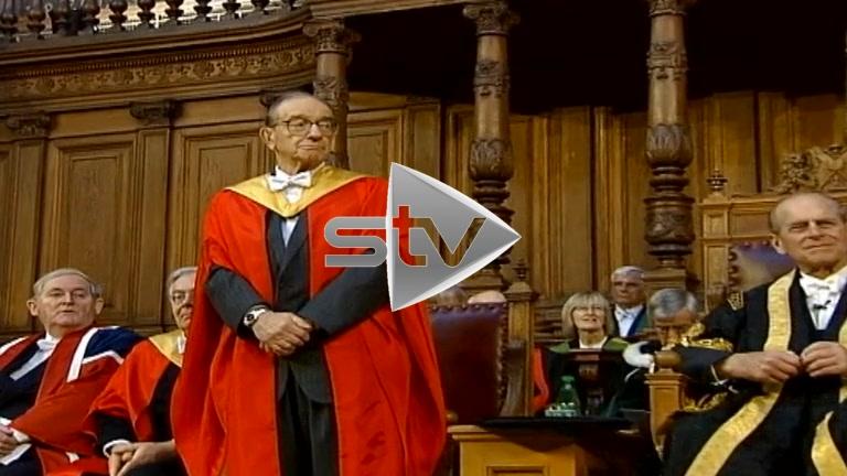 Prince Philip Awards Honorary Degrees