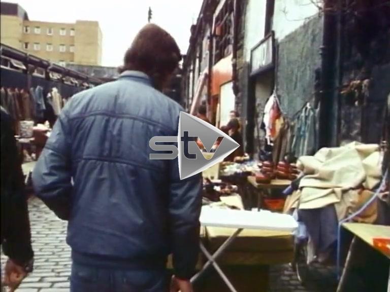Paddy's Market 1987